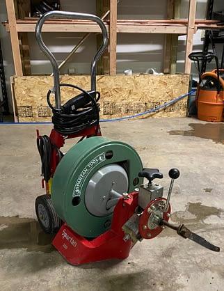 Rooter Machine