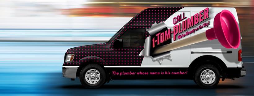 1 Tom Plumber Vans